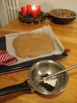 Glasur Pfefferkuchen