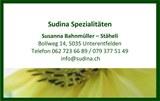 Sudina Spezialitäten